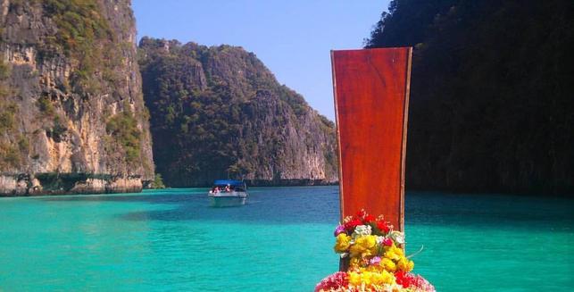 Koh Phi Phi Island.