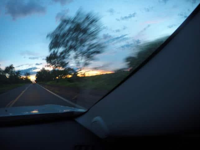 Viagem de Cuiabá - MT a Campo Grande - MS